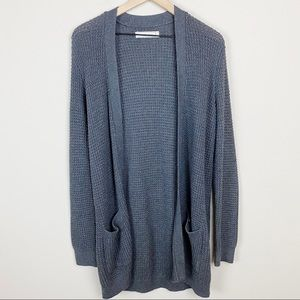 Abercrombie & Fitch Chunky Cardigan Duster S
